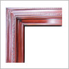 3 Inch Deluxe Wood Frames: 7X7