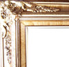 "4"" Ornate Wood Frames: 27X39"