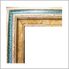 3 Inch Deluxe Wood Frames: 7X11
