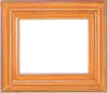 3 Inch Econo Wood Frames With Wood Liners: 25X30