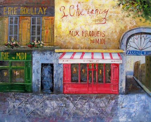 Level C Oil Paintings: 48X72