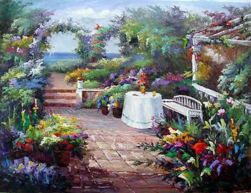 Level D Oil Paintings: 30X40