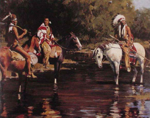 Level E Oil Paintings: 24X30