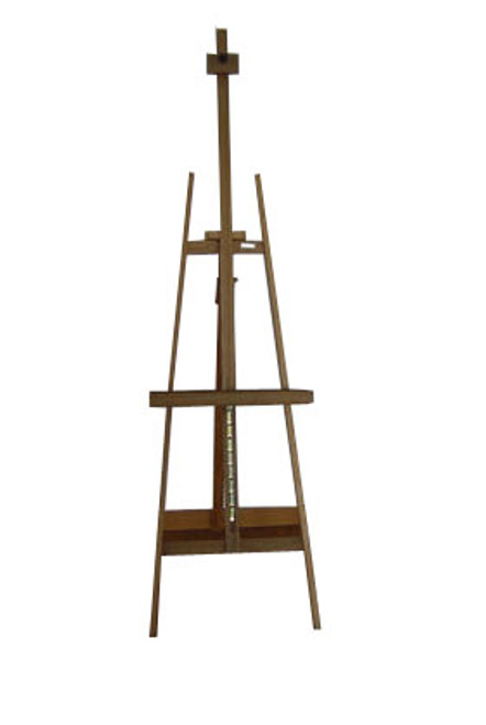 24*28*69 inch, Elm, Holds Canvas Up To 50 Inches In Height