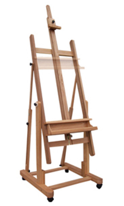 26*28*80 (106 inch fully opened) Elm, Holds Canvas Up To 90 Inches In Height