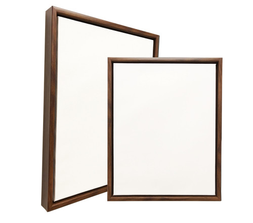 "2-1/8"" Floater Frame Polystyrene Floating Picture frame 3592: S"