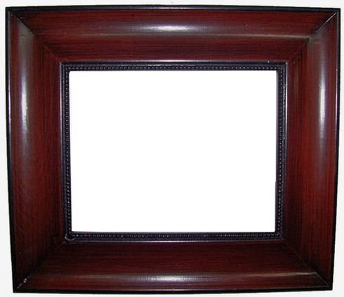 3 Inch Contemporary Wood Frames : 48X60