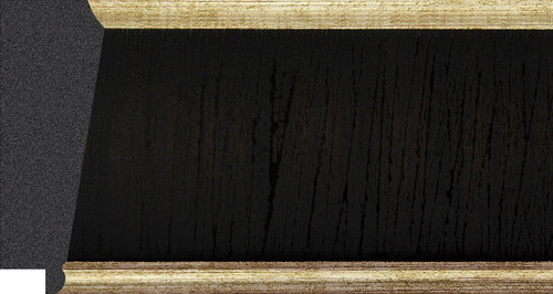 "3-1/4"" Picture Frame Moulding 1604-C6T: 9.35' Long"
