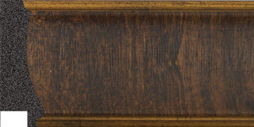 """3"""" Picture Frame Moulding 1981-W1314T: 4.675' Long"""