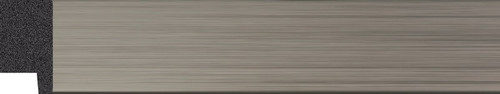"1-1/8"" Polystyrene Picture Frame 313-VI: 9X12*"