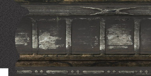 "3"" Polystyrene Picture Frame 1946 Custom Size"