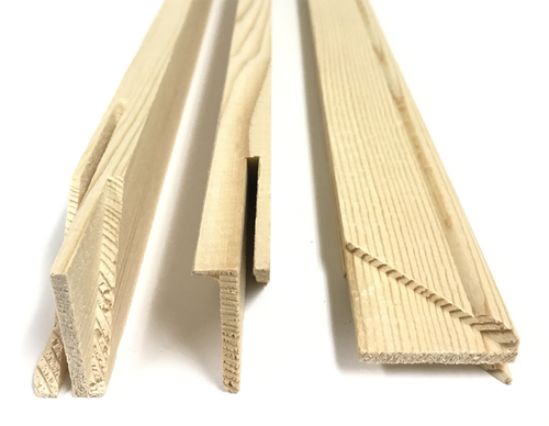 "3/4"" Deep Stretcher Bars 12"": Single Piece"