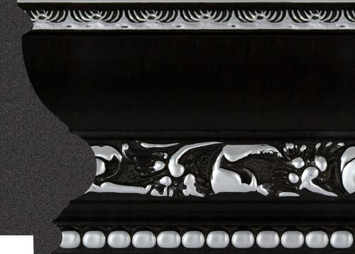 "4-1/4"" Polystyrene Picture Frame 1572-956 Custom Size"