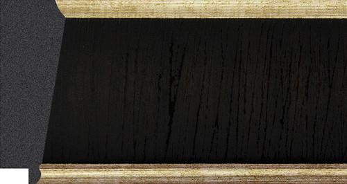 "3-1/4"" Picture Frame Moulding 1604-C6T: sample"
