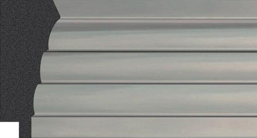 """3-1/4"""" Picture Frame Moulding 1181-GM1: sample"""