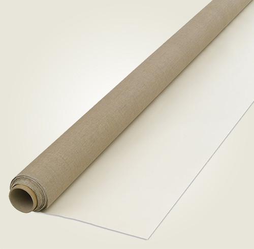 """60"""" wide Extra Fine Texture Quadruple \ Universal Primed 100% Linen Canvas -10 oz"""