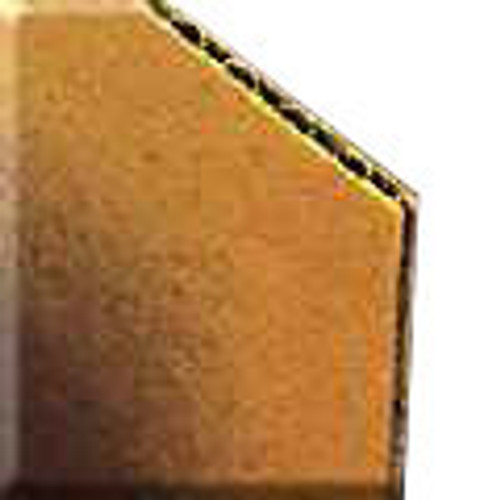 "Econo 1/8"" Corrugated Backing Board : 22 X 28"