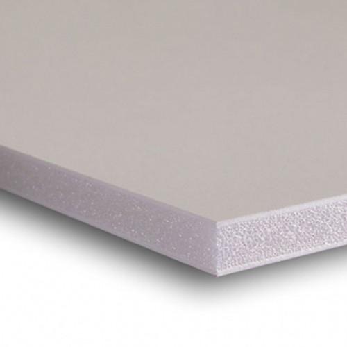 "Acid Free Buffered Adhesive Foam Core 3/16"" Backing Board : 22 X 28"