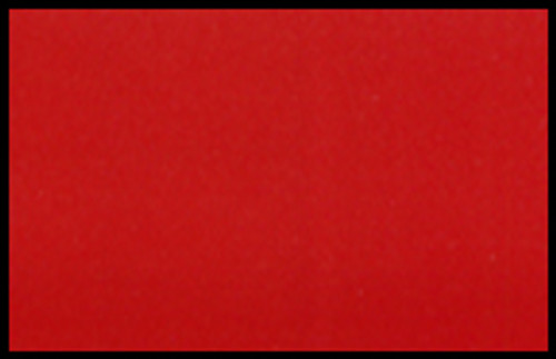 """Adhesive Vinyl Film for Cutting, Lettering – Signs, Graphics : 15"""" x 33' Cardinal Red"""