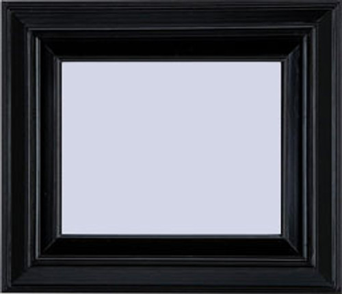 3 Inch Econo Wood Frames With Wood Liners: 8.5X11*