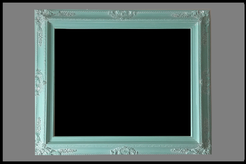 "Shabby Chic 4"" Wood Frames: 9X12*"