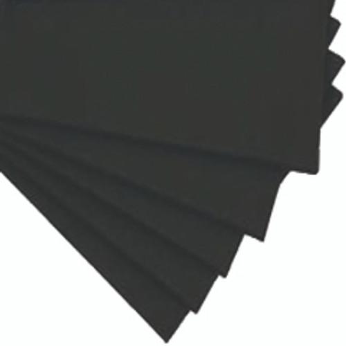 Black Canvas Panels 8X10