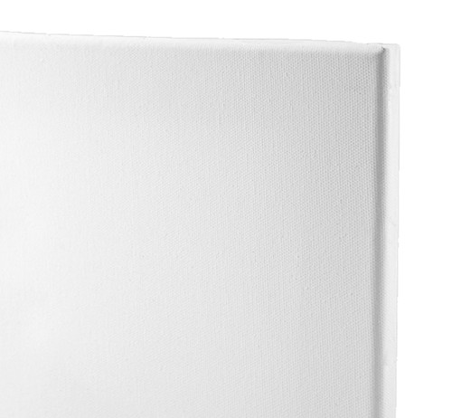 "4X6 Bulk Discount 5//8/"" Econo White 2 Pack Economy Stretched Canvas Panels"