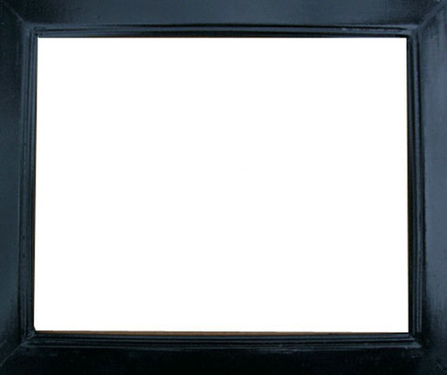 "1"" Modern Wood Frames: 24X24"