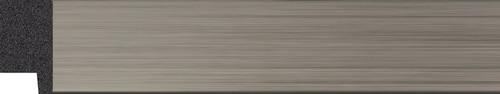 "1-1/8"" Polystyrene Picture Frame 313-VI: 7X7"