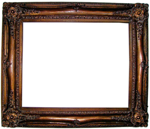 6 Inch Victorian HQ Frames: 48X60
