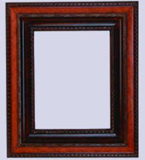 3 Inch Tuscani Wood Frame:24X24*