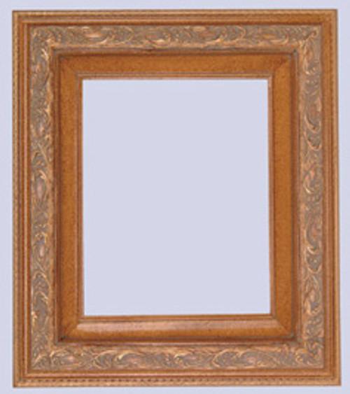 3 Inch Chateau Wood Frame: 4X10*