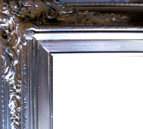 "4"" Ornate Wood Frames: 72X96*"