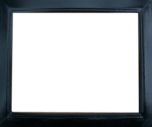 "1"" Modern Wood Frames: 16X40"