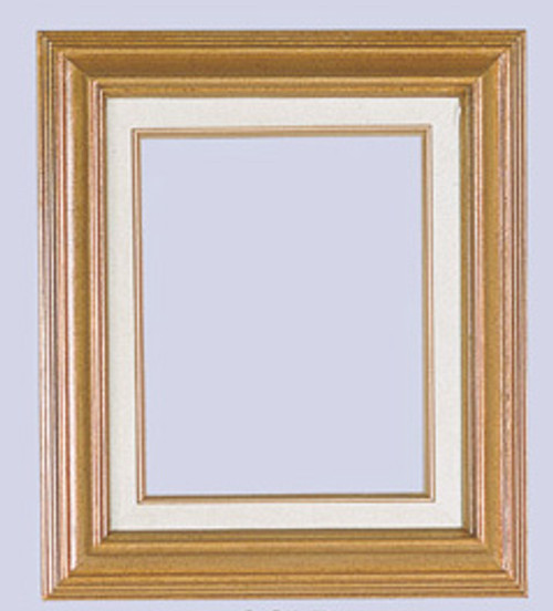 3 Inch Econo Wood Frames With Linen Liners: 6X12*