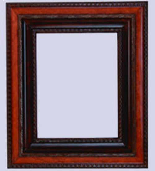 3 Inch Tuscani Wood Frame :96x96*