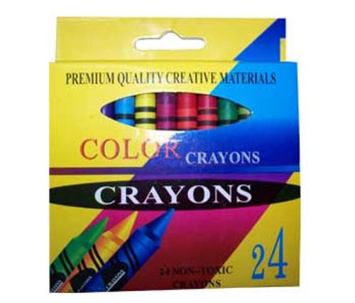 """Crayon - 3.5"""" X 3/8"""" ,24 pcs/Box"""