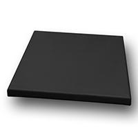 Black Cotton Canvas