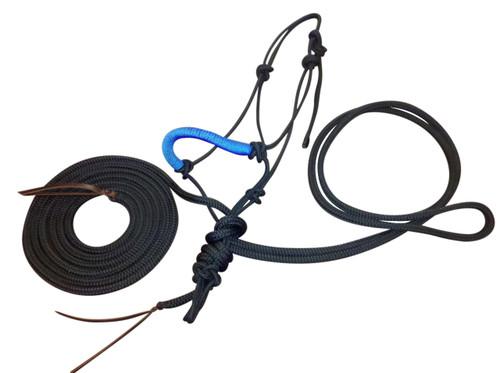 Rope Hackamore Set