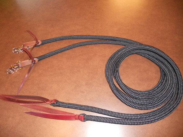 Split Reins - Yacht Braid