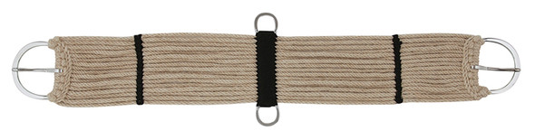 Cinch - 13 strand Mohair Pony Cinch - Made in the USA