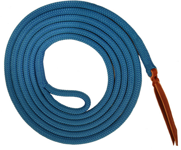 Blue Horseman's Lead Rope