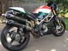 BST Rear Wheel 5.5 x 17 for Ducati 748 / 916 / 996 / 998 (94-02) SR/ MH900e