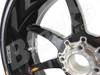 BST Rear Wheel 6.0 x 17 for Triumph Speed Triple (11-17)