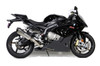 "Buy CT Single Full System w/ 16"" Muffler S1000RR (15-19) and S1000R (17-20) 398373 at the best price of US$ 1899 