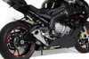 "Alien Head 2 Full System 14"" Muffler S1000RR (15-18) and S1000R (15-18)"