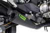 "Alien Head 2 Full System Black Cerakote® 12"" Muffler Z125 Pro (17-20)"