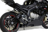 Alien Head 2 Full System Black 14'' Muffler S1000RR (15-19) and S1000R (17-20)