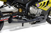 "*Sidewinder Full System Black 14"" Muffler S1000RR (10-19) and S1000R (14-20)"