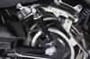 "Street Shockz Set 13"" Adjustable Harley Applications"